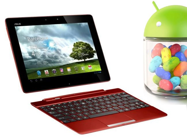 Asus TF300 Jelly Bean