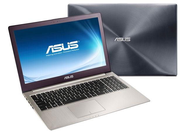 Asus Zenbook U500VZ ultrabook