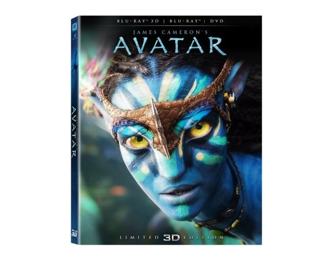 Avatar Blu-ray 3D Collectors Edition