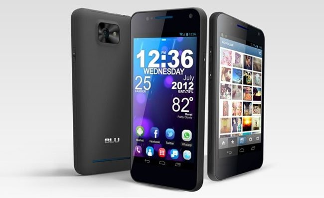 BLU Products intros Vivo 4.3