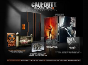 Call Of Duty : Black Ops II Special Editions Announced (video)