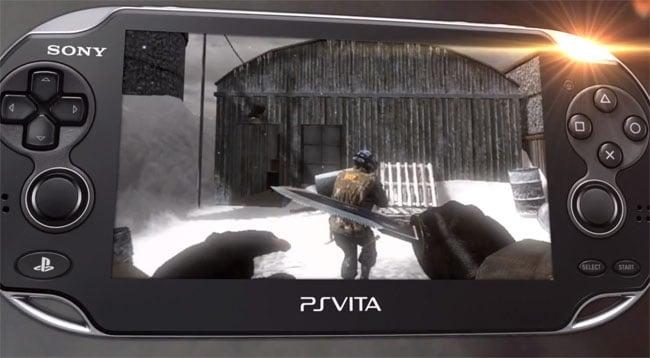 Playstation Vita Call Of Duty : Ps vita call of duty black ops declassified gamescom