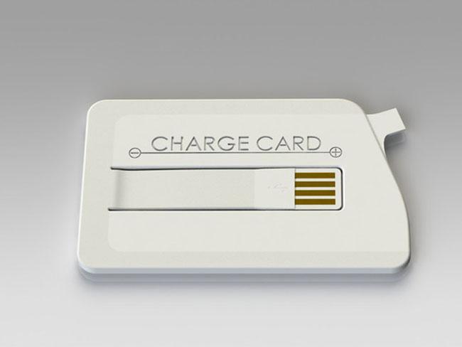 ChargeCard Micro USB