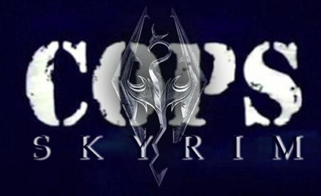 Cops Skyrim