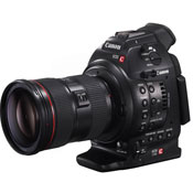 Canon EOS C100 And EOS C500 Cinema Camera Introduced