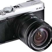 Fujifilm X-E1 Retro Compact Camera Image Leaked