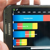 Samsung Galaxy Note II Benchmarks Revealed At IFA