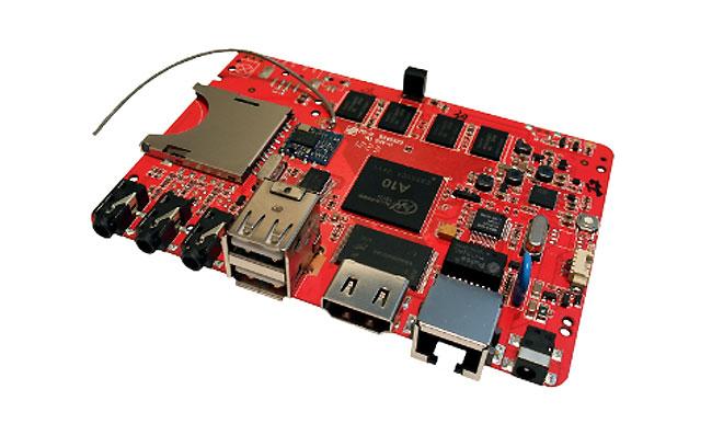 Hackberry A10 Developer Board