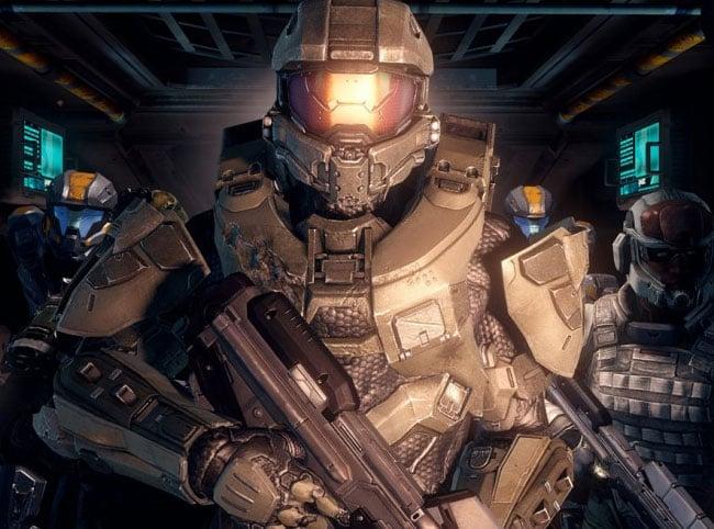 Halo 4 Prelude Trailer