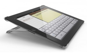 HumanToolz Aluminium Alloy iPad Stand Hits Kickstarter (video)