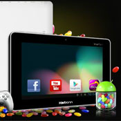 Karbonn Smart Tab 1 Jelly Bean Android 4.1 Tablet Arrives For $125