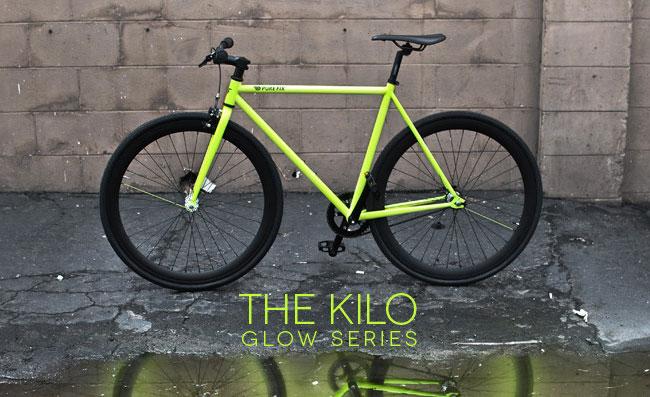 Kilo Glow Bike Frame