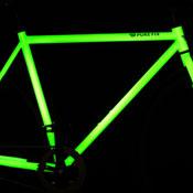 Kilo Glow In The Dark Bike Frame