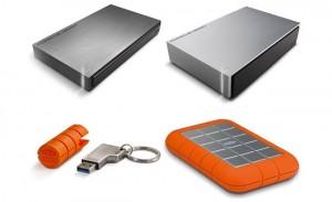 LaCie Unveils Updated Mac Friendly USB 3.0 External Drive Range