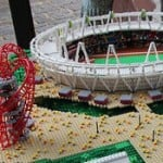 Lego Olympic Park Constructed From 250,000 Bricks (video)