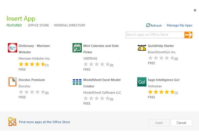 Microsoft Office Store