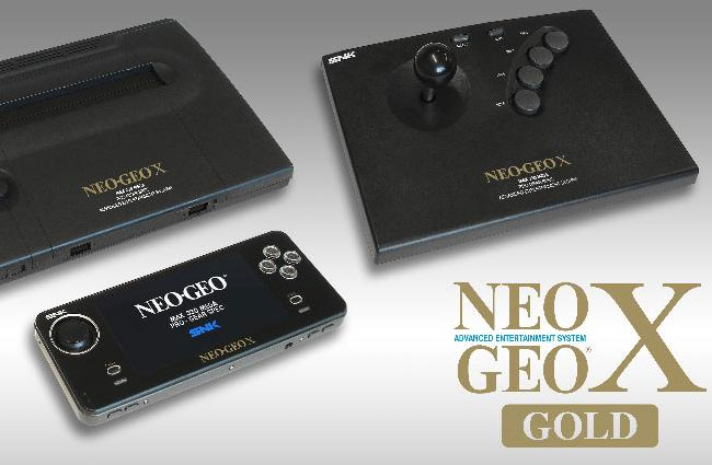 Neogeo X Gold