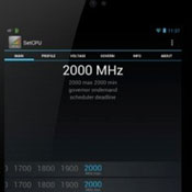 Google Nexus 7 Tablet Tegra 3 Processor Overclocked To 2GHz