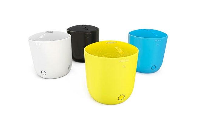 Nokia JBL Speakers