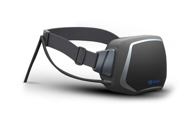 Oculus Rift Virtual Reality Gaming Headset