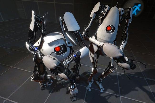 Portal 2 Co-op Level Creation