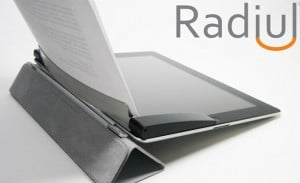 Radiul Mobile iPad Document Holder (video)
