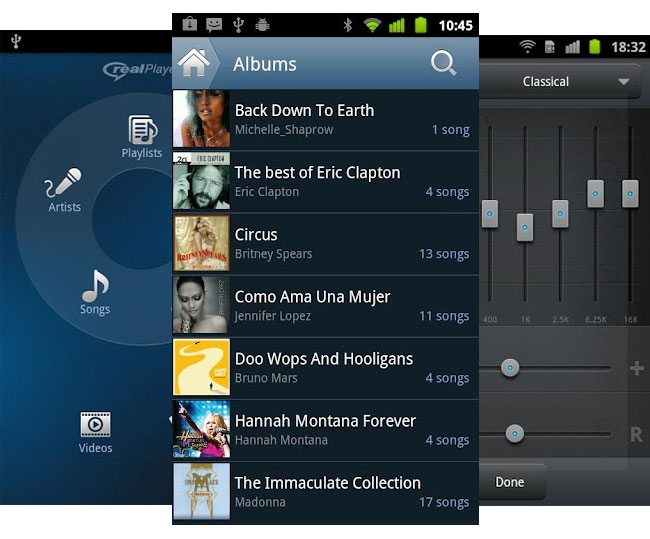 ReadlPlayer Android