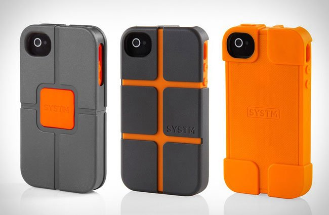 SYSTM iPhone Case Created By Incase