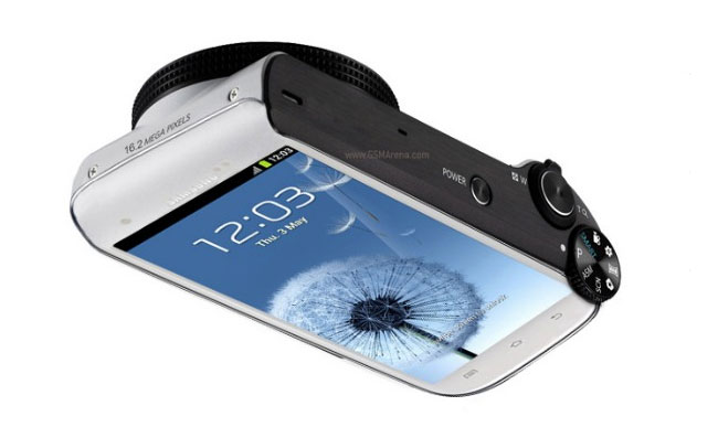 Samsung Android Powered Camera