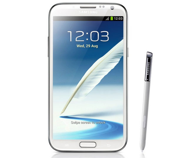 Samsung Galaxy Note II Vodafone Price Raevealed | Techdigg.info