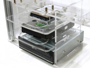 Scythe Open-Air PC Case
