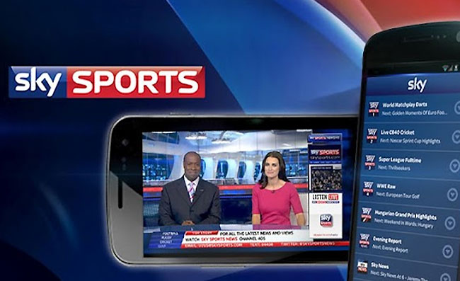 Sky TV App Android