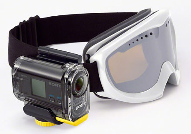 Sony HDR-AS10 and HDR-AS15 Action Cams Announced (video)