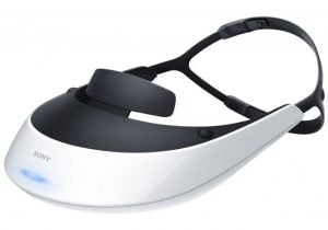 Sony HMZ-T2 Personal 3D Viewer Launches