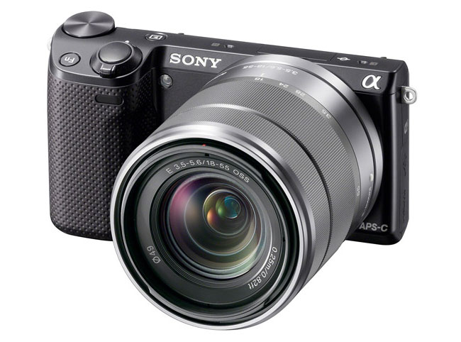 Sony NEX-5R Mirrorless Camera
