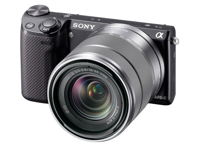 Sony NEX-5R Mirrorless Camera