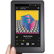 Spotify Kindle Fire App Launches