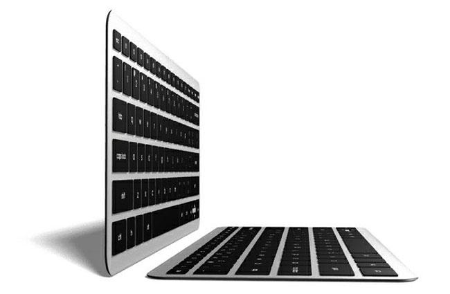 Synaptics ThinTouch Keyboard