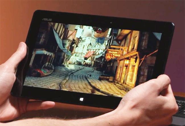 Unreal Engine 3 Windows 8 RT
