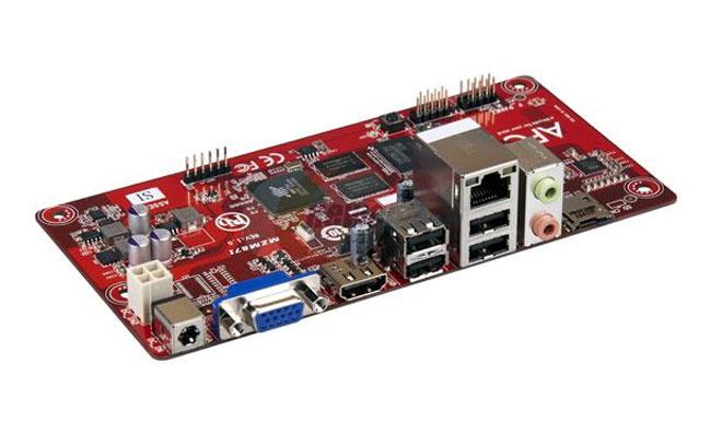 VIA APC 8750 mini PC