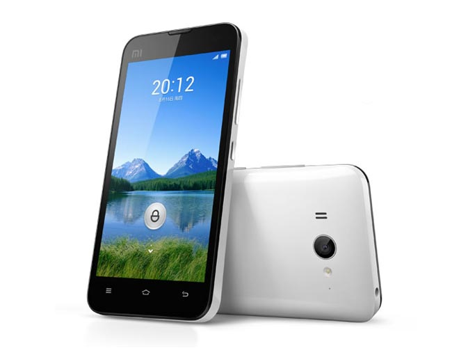 xiaomi mi two android jelly bean smartphone announced in china