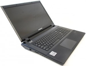 Eurocom introduces Scorpius laptop
