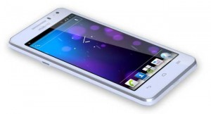 Huawei Outs Ascend G600 Andorid Smartphone