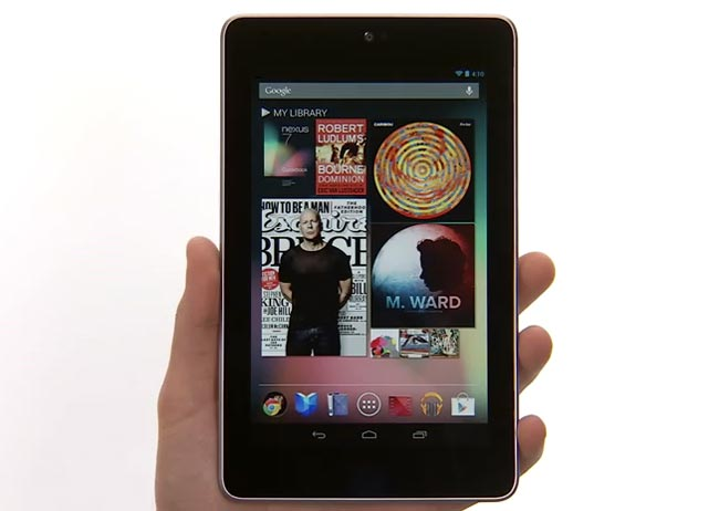 Google Shows Off Blink To Unlock And More In Latest Nexus 7 Video