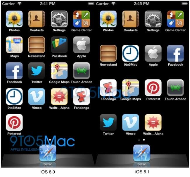 iPhone 5 Resolution