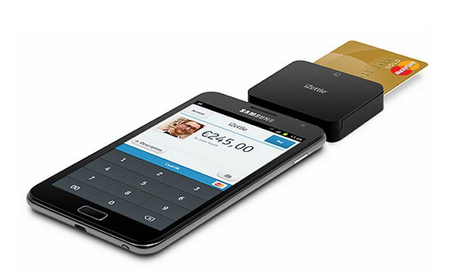 iZettle Android App