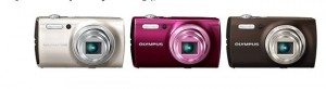 Olympus intros Stylus VH-410 and VH-515 point-and-shoot cameras
