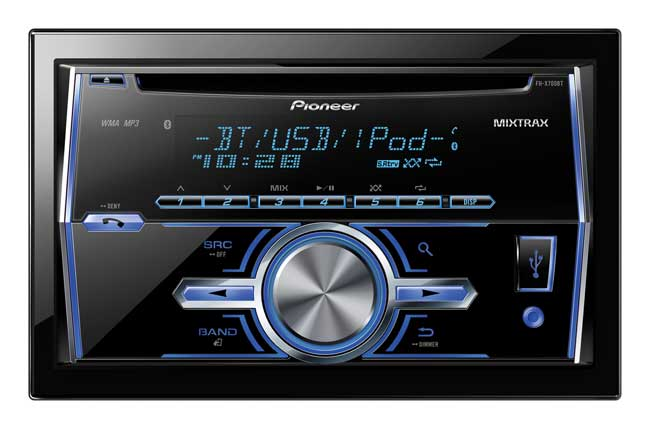 New pioneer stereo