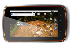R800 Outdoor Tablet Has Integrated 3G and is Waterproof