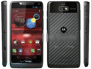 Motorola RAZR M 4G LTE pics and specs revealed